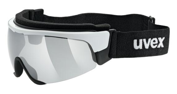 UVEX Cross Shield II Pro S white/litemirror silver